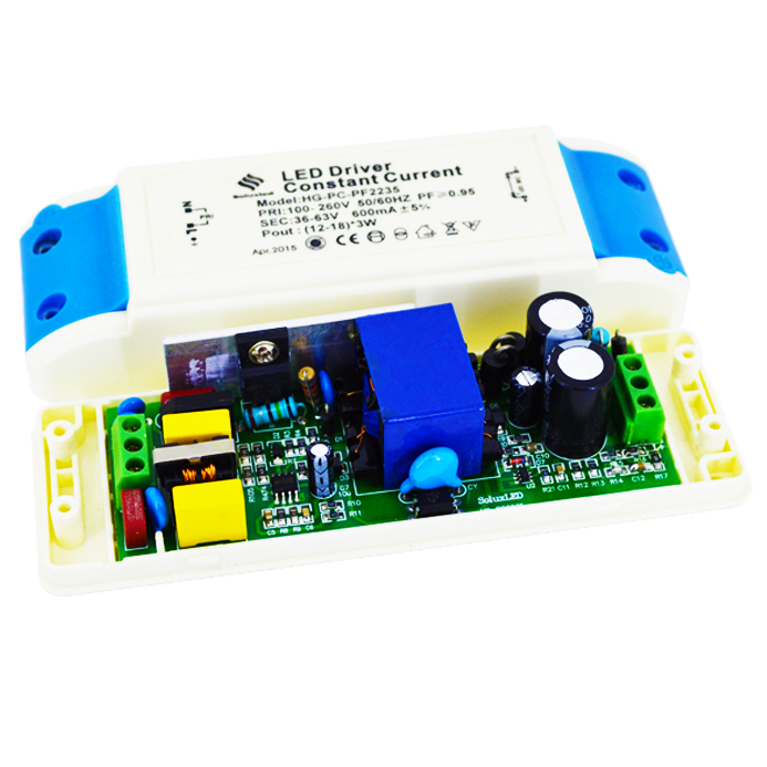 CE Driver for Indoor LED lights